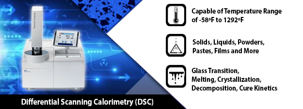 Differential Scanning Calorimetry Testing Dsc